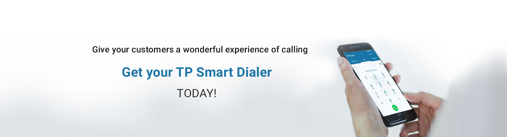 TP Smart Dialer for your VoIP Business-Telepacket